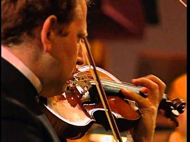 Paganini Concerto per Violino e Orchestra n 1 Shlomo Mintz