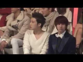 fancam SBS Gayo Daejun 2013 Infinite SungGyu singing Ringa Linga