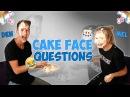 CAKE FACE QUESTIONS ! w/ Melissa Mustafa