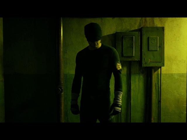 Marvel's Daredevil - Hallway Fight 60fps FI - sub ESP