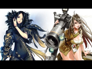 MASTER X MASTER Gameplay PvE Hell with Jin Seo Yeon 1440p