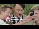 Кино и немцы актер в образе Гитлера месяц путешествовал по Германии
