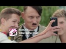 Кино и немцы: актер в образе Гитлера месяц путешествовал по Германии