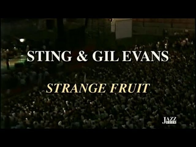 Sting Gil Evans Orchestra