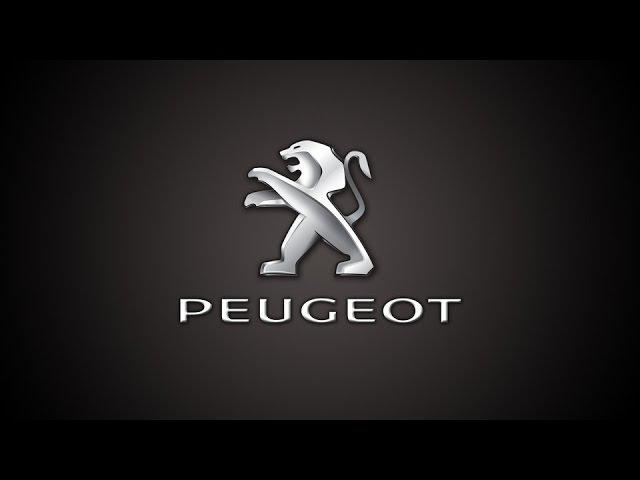 PEUGEOT 407 замена ламп салонного стоп сигнала.