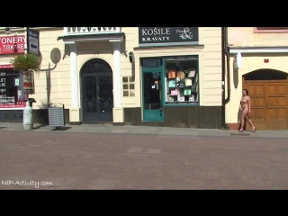Valerie Nude in Public 1