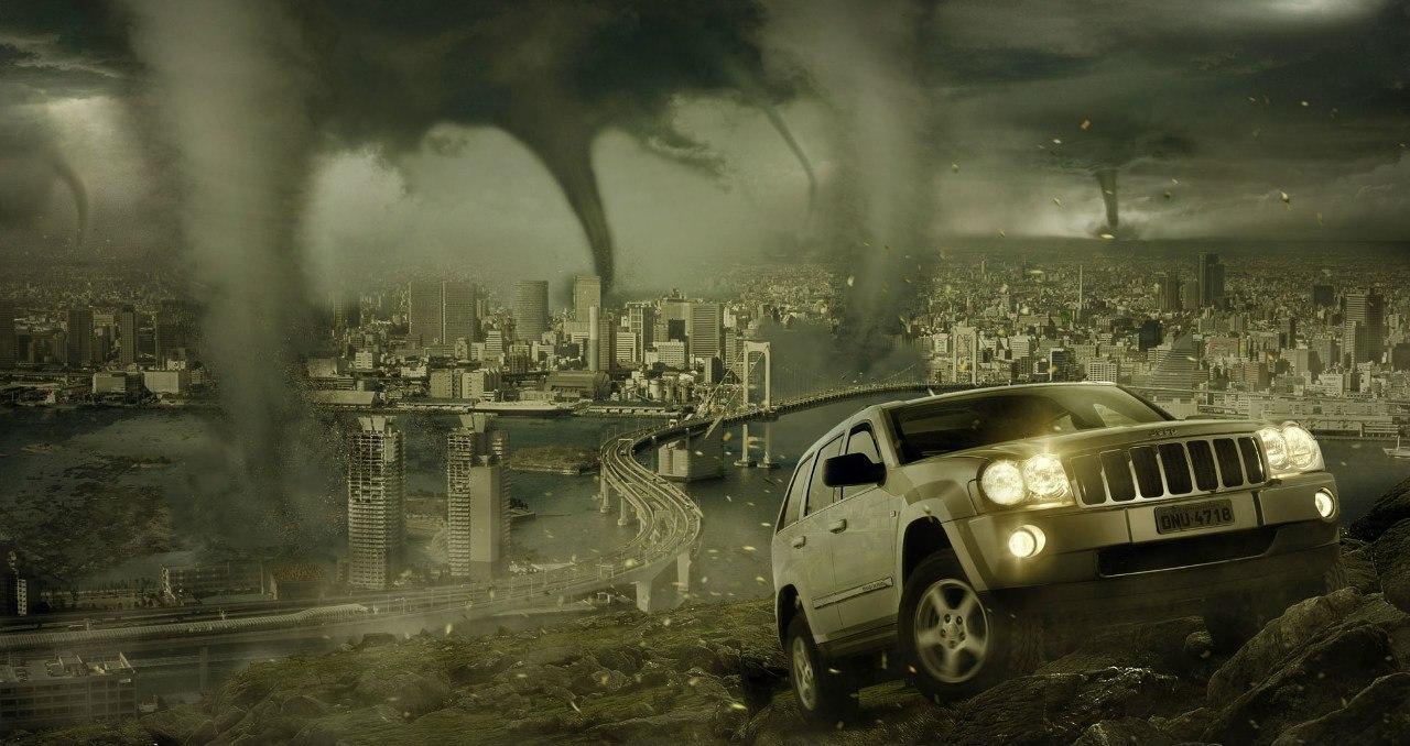 В Екатеринбурге весной обещают торнадо