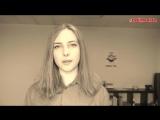 Красивая девушка шикарно поёт КУКУШКА - Виктор Цой (версия Полины Гагариной),Polina Gagarina cover,красивый голос
