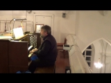 И.С.Бах, Хоральная прелюдия ля минор «Wer nur den lieben Gott läßt walten» BWV 691