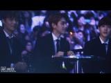 131122 MAMA M.NET Asian Music Awards I Love it! EXO BAEKHYUN EDIT VER