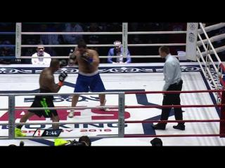 Убедительную и красивую победу принёс в копилку боксёрского Клуба