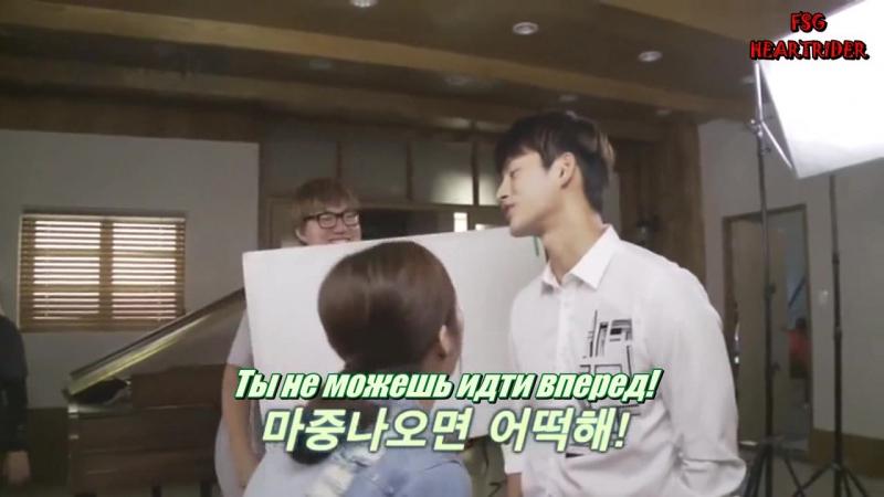 [Рус.саб.] 2015.07.25 I Remember You BTS Seo In Guk Jang Na Ra 서인국 장나라
