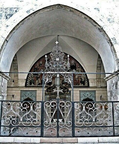 Армянский квартал в Иерусалиме
