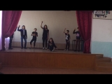 Ответный танец команде Мигеля от Хар Толгинских школьников)))