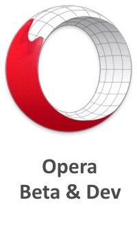 скачать опера бета