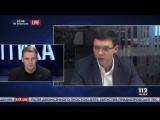 Евгений Мураев попустил укр.патриотов на канале 112 Украина
