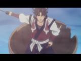 Гаро: Кровавая луна   Garo - Guren no Tsuki - 10 Серия (Студийная Банда AD)