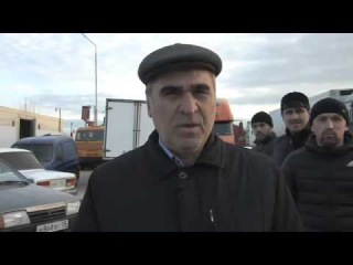 Дальнобойщики бунт против Платон в Дагестане ЖЕСТЬ