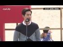 '글로리데이' 엑소 수호(EXO SUHO), 배우 김준면(Kim Joon myeon)으로 비프빌리지 등장 [MD동영상