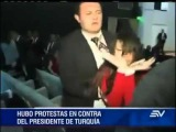 Erdoğans Guards Attack Protestors In Pro-Kurdish Ecuador Demo