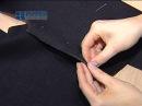 Школа дизайна №43 Жилет из прямоугольного куска ткани 27 11 13