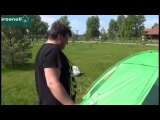 Кемпинговая палатка КЕРРИ 3 V3 Greenell
