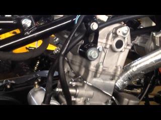Новый двигатель 600 см3 для квадроцикла STELS GUEPARD