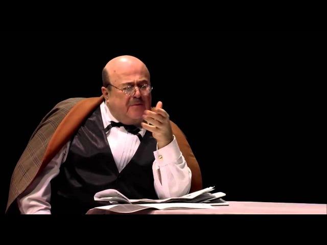 А.П.Чехов-Психопат. Театр «Et Cetera» А. Калягина