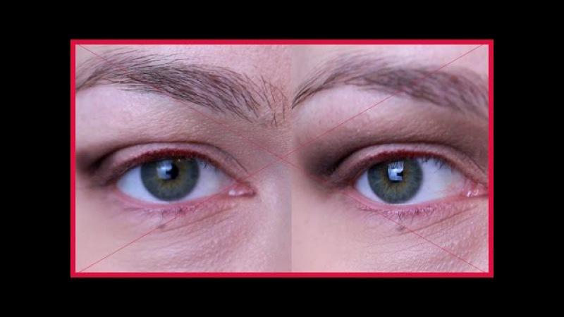 Ошибки в макияже и методы борьбы с ними (особенно для нависших век) конкурс