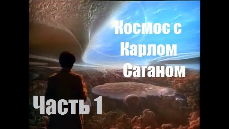 Космос с Карлом Саганом (часть 1) [Берега Космического океана]