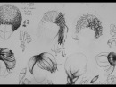 Pen Ink Drawing Tutorials How to Draw Hair