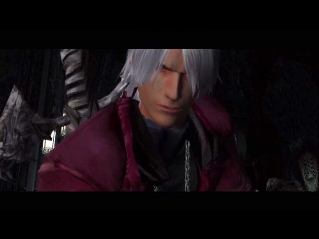 Devil May Cry 1 HD: Dante vs Nero Angelo 3