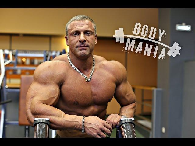 Секрет мощных грудных мышцы от Стаса Линдовера!