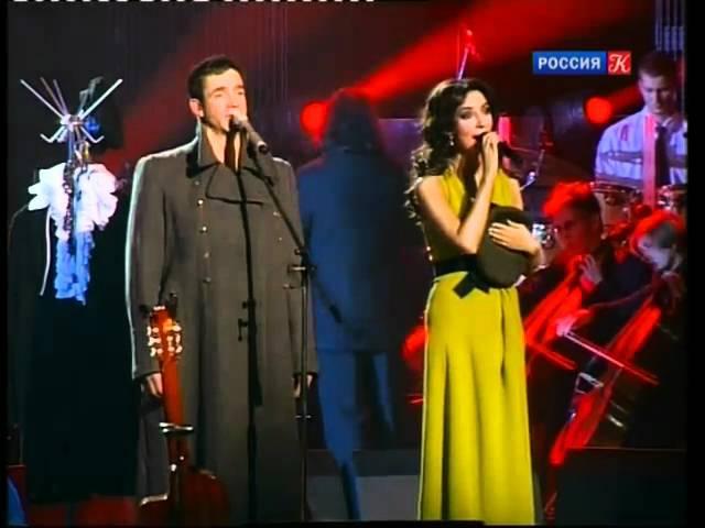 Зара и Д Певцов Прощание славянки Концерт Д Певцова