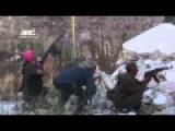 СИРИЯ После первого же выстрела боевики зассали