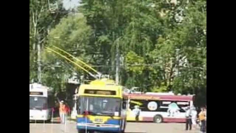 34-й конкурс водителей троллейбуса, 4830 - БКМ 321 01.06.2013