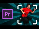 Color correct a walking person in Premiere Pro | Cinecom