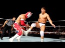 Rey Mysterio & Sin Cara vs. Cody Rhodes & Tensai: Raw, Sept. 3, 2012