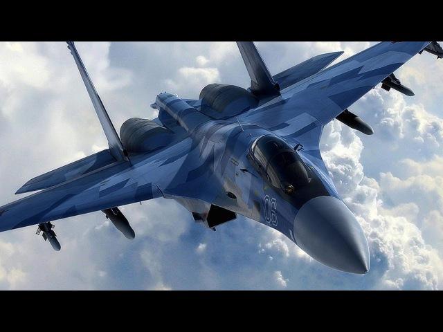 Это не самолет, это просто НЛО российский истребитель Су-35 потряс Ле Бурже