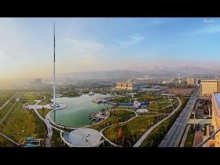 Таджикистан | Душанбе - город мира, культуры и литературы | Город и люди. Документальный фильм