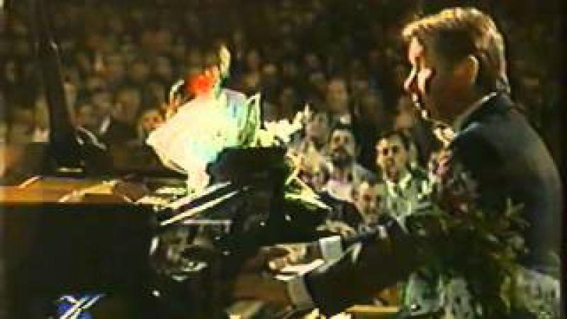 Mikhail Pletnev plays Chopin, Scriabin, Rachmaninoff, Grieg - video 2000