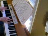 Kingdom Hearts II - Utada Hikaru - PASSION (piano cover)