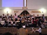 Слышишь ангельское пенье...Хор ,церковь мира,Калининград