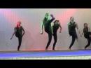 Восходящая звезда.Танец Полина Гагарина - Кукушка