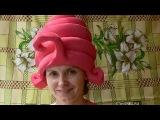Фиксики. Как сделать шапочку-парик для костюма Маси. - YouTube