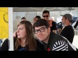 Hawthorne Heights Interview - piano lessons, agnostic, oyster wrap