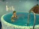 Занятия в бассейне для беременных