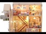 Обзоры игрушек - Домик для кукол Барби | Кукольный домик Монстер Хай Monster High | Своими руками