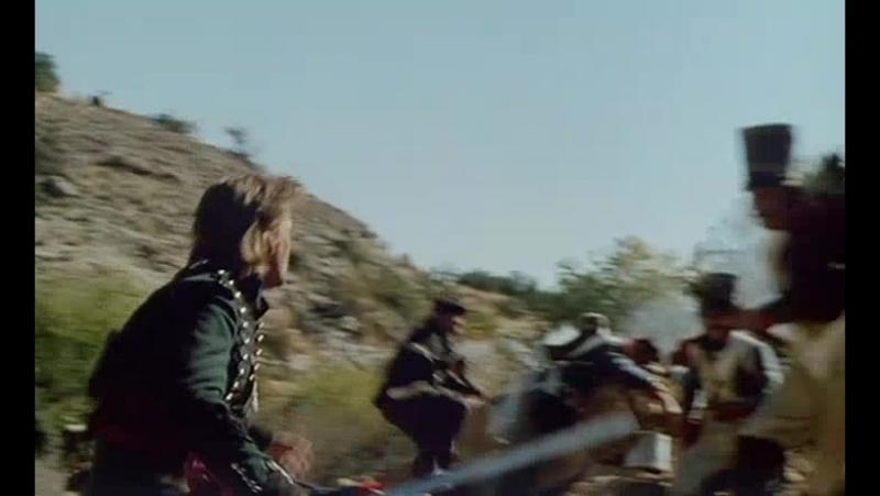 Уничтожение французского отряда британскими стрелками (Приключения королевского стрелка Шарпа. Осада Шарпа)