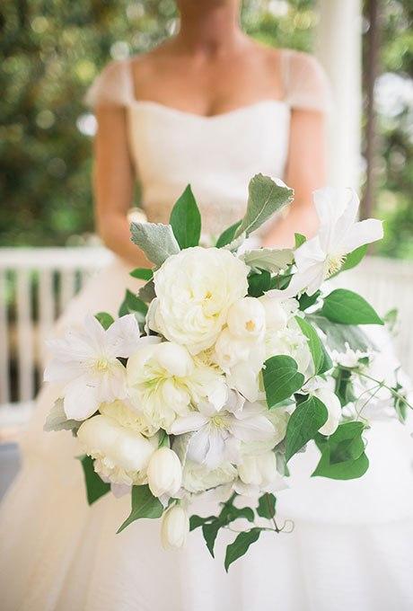 b01RQSu9zS8 - 20 Весенних свадебных букетов с тюльпанами